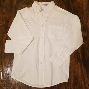 BOY'S VAN HEUSEN DRESS SHIRT